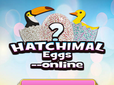 Hatchimal Eggs