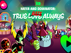 Hater and Dominator True Hate Always