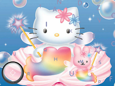 Hello Kitty Hidden Alphabets