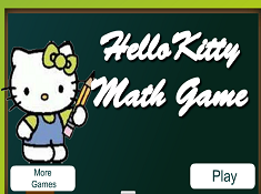 Hello Kitty Math