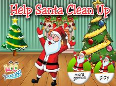 Help Santa XMas Clean Up