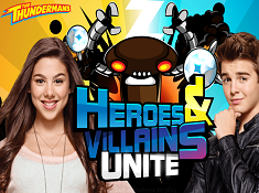 Heroes and Villains Unite