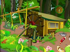 Hidden Angry Birds
