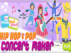 Hip Hop and Pop Concert Maker