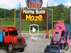 Home Base Maze