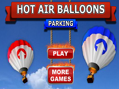 Hot Air Balloons Parking