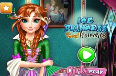 Ice Princess Real Haircut