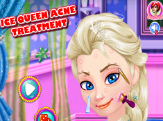 Ice Queen Acne Treatment