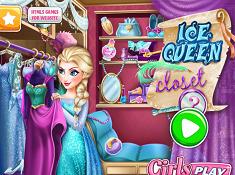 Ice Queen Closet