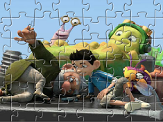 Insectibles Characters Puzzle