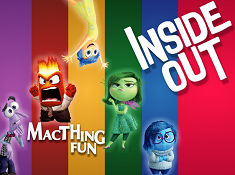 Inside Out Matching Fun