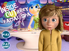 Inside Out Riley Facial Spa