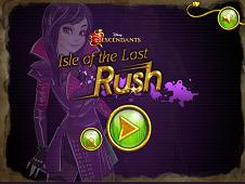 Isle of the Lost Rush