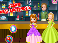 James Real Bartender
