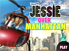 Jessie Over Manhattan