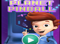 Jets Planet Pinball