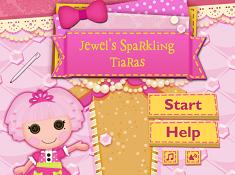 Jewels Sparkling Tiaras