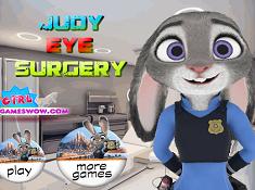 Judy Eye Surgery