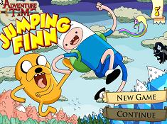 Jumping Finn
