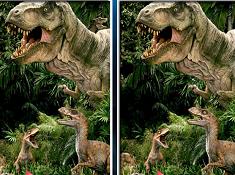 Jurassic World Spot 6 Diff