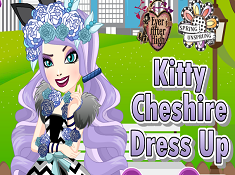 Kitty Chesire Dress Up