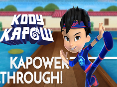 Kody Kapow Kapower Through