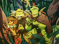 Kulipari An Army of Frogs Puzzle