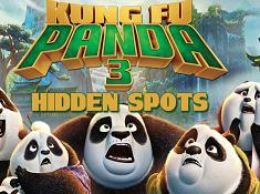 Kung Fu Panda 3 Hidden Spots