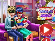 Ladybug Family Day
