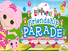 Lalaloopsy Friendship Parade