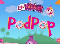 Lalaloopsy Pod Pop