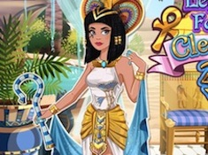 Legendary Fashion Cleopatra