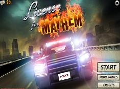 License For Mayhem