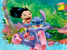 Lilo and Stitch Puzzle 2