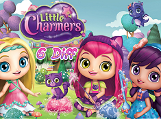 Little Charmers 6 Diff