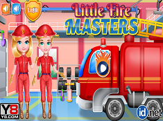 Little Fire Masters
