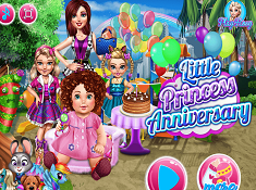 Little Princess Anniversary