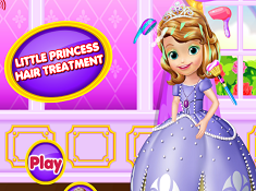 Little Princess Hair Treatment
