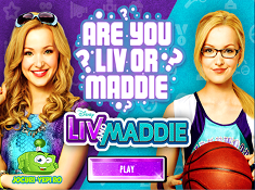 Liv and Maddie Difference