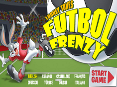 Looney Tunes Futbol Frenzy