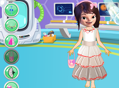 Loretta Callisto Princess Dress Up