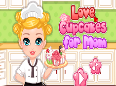 Love Cupcakes for Mom