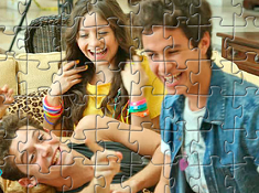 Luna and Friends Puzzle