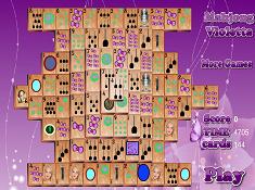Mahjong Violetta