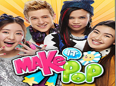 Make it Pop Swap Puzzle