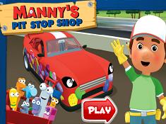 Mannys Pit Stop Shop