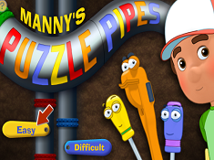 Mannys Puzzle Pipes