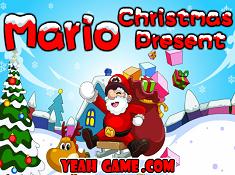 Mario Christmas Present