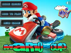 Mario Cup