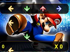 Mario Dancing
